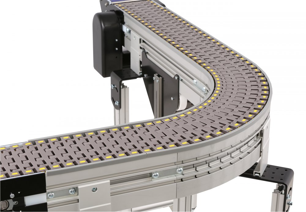 New 3200 Series Modular Belt Conveyor